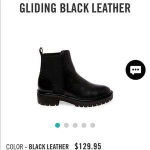 d54624e761468f Steve Madden Shoes - New! Steve Madden Gliding Black Leather